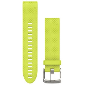 """Garmin QuickFit Band 20mm Amp Yellow"""